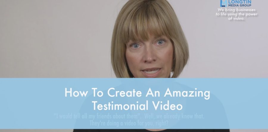 How To Create The Best Testimonial Video
