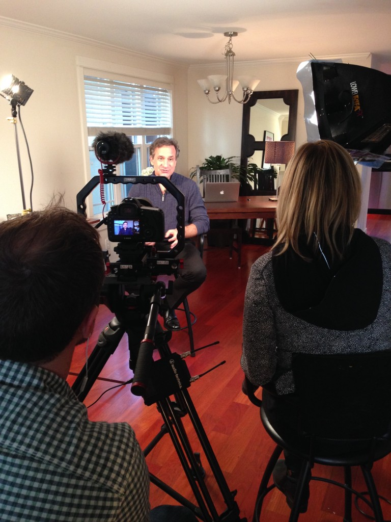 Video Shoot Day – 4 Important Considerations